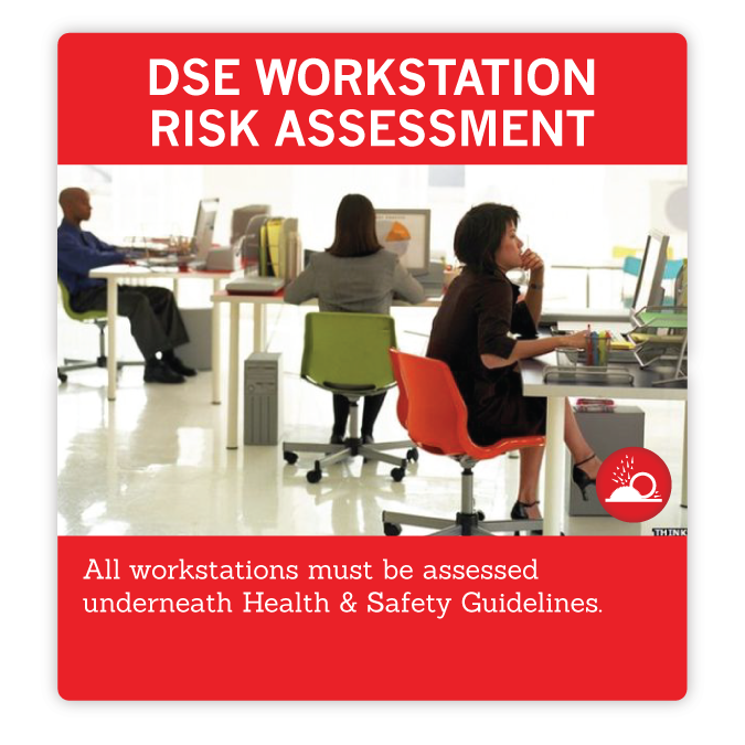 DSE Workstation risk assessment