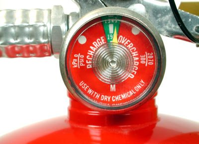 fire extinguisher guage monaghan