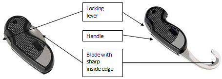 Ligature Knife Cutter Training Course, Dublin, Kildare, Louth, Meath,