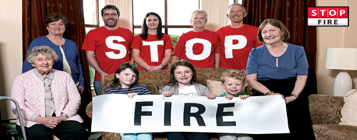 Fire Safety in The home Monaghan louth Meath